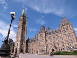 The Parliment Buildings