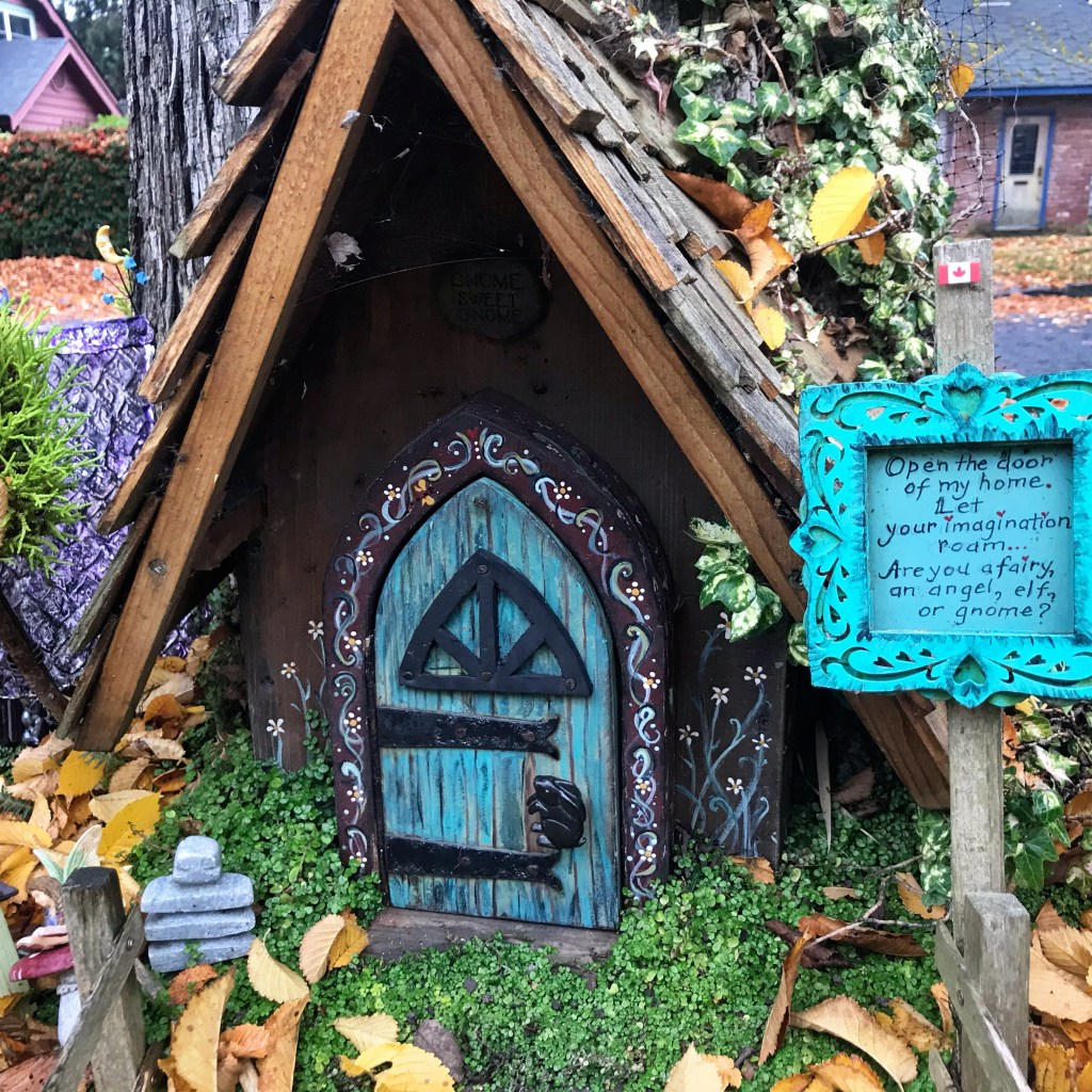 A Victoria, B.C. Fairy House. JIM BYERS PHOTO