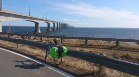 The sights of the trail across PEI