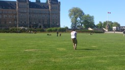 Toss on parliament (photo cred BJ)