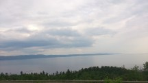 Lookout in Lake Superior Provincial Park