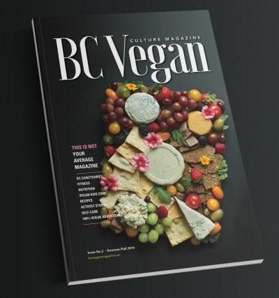 BC Vegan Magazine issue 2