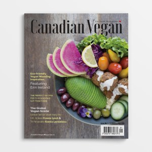 Canadian Vegan Magazine Issue 1