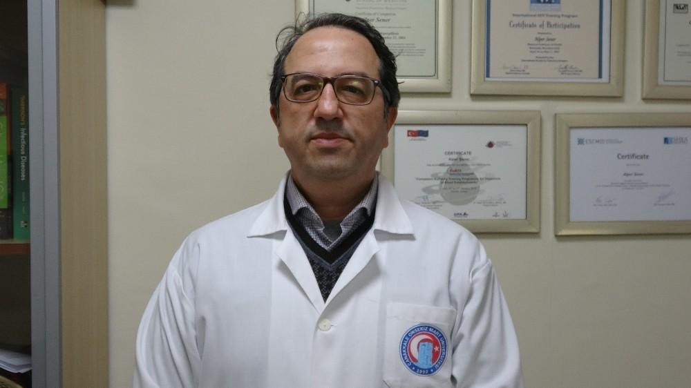 """Prof. Dr. Alper Şener: """"Yayılım hızı artıyor, İngiltere için ciddi sorunlar olabilir"""""""