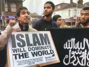 dominação islã