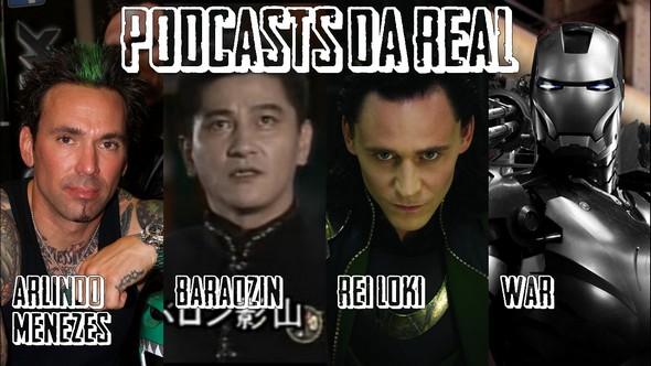 podcast da real
