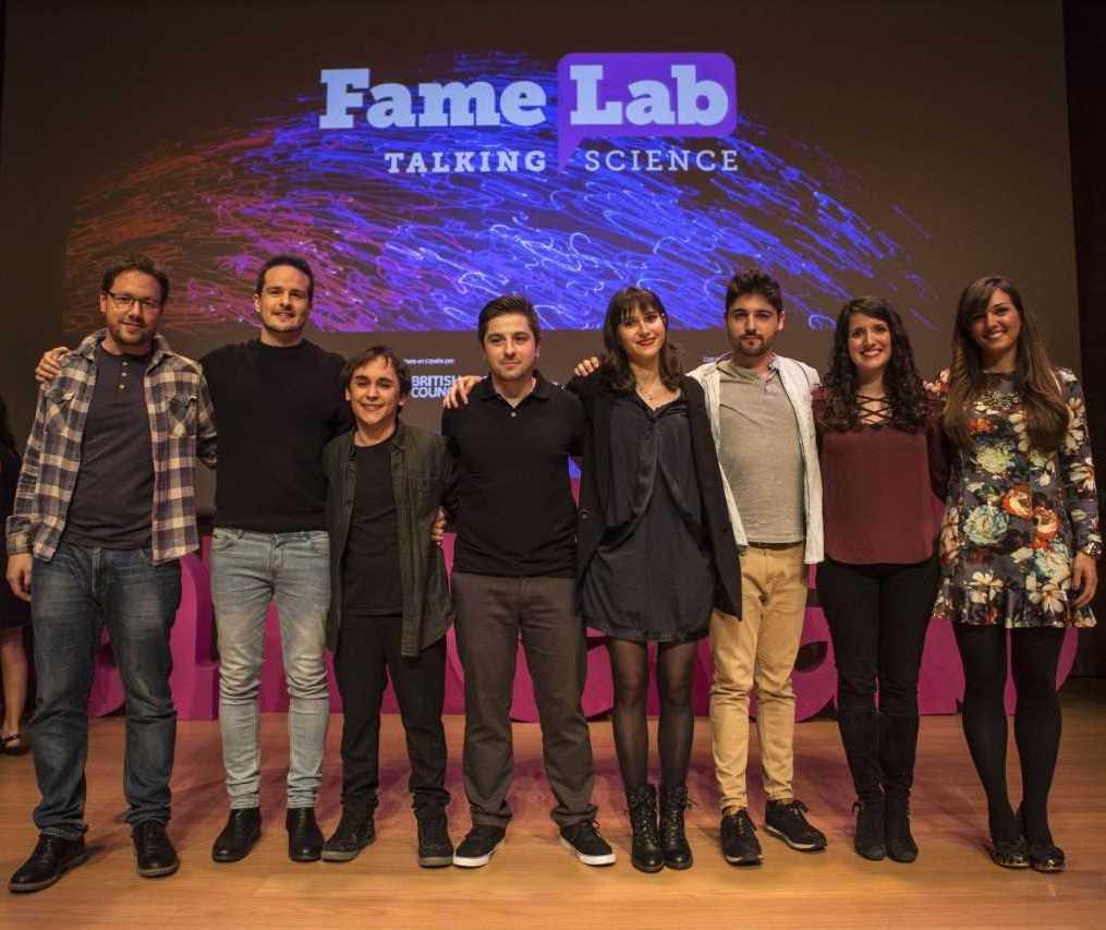 Finalistas de Famelab España