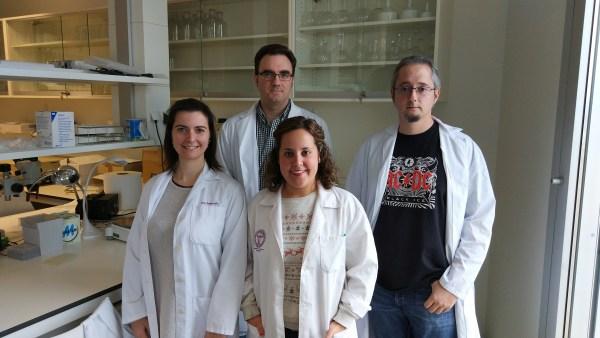 Un grupo de investigación de Farmacología de la UGR recibe dos prestigiosos premios esta semana