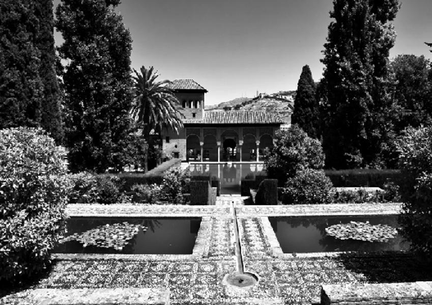 Jardines del Partal Alhambra