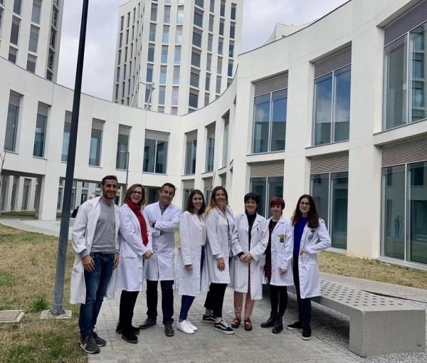 Investigadores cáncer de mama UGR