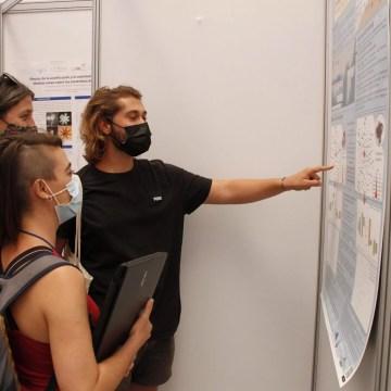 investigadores III Congreso de Jóvenes Investigadores del Mar