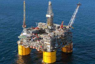 Image plateforme pétrolière Canalactu