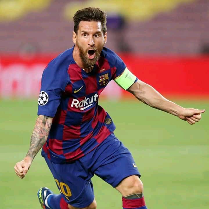 Image Messi football