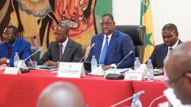Communiqué du Conseil des ministres du 16 septembre 2020
