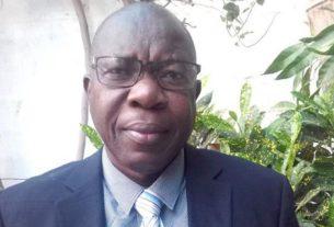 Image Professeur Moussa DIAW.