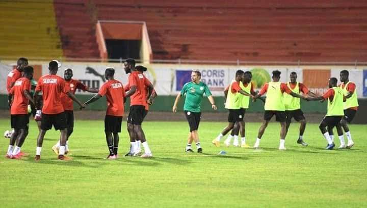 Match Sénégal vs Mauritanie annulé