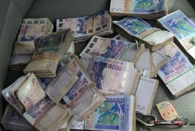 Image d'illustration faux billet de banque.