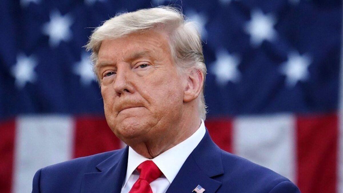Photo de Trump.