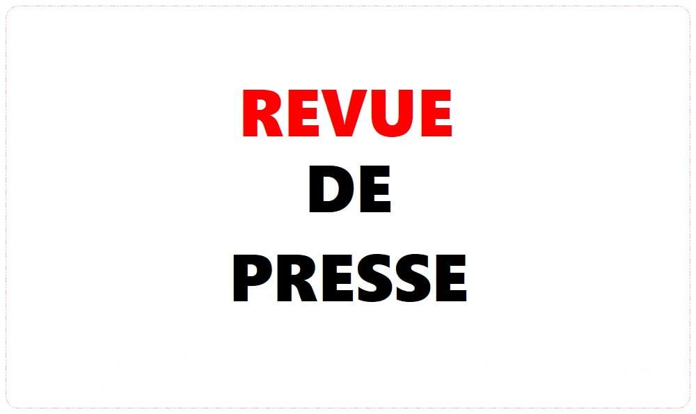 Image d'illustration revue de la presse sénégalaiase de sud fm.