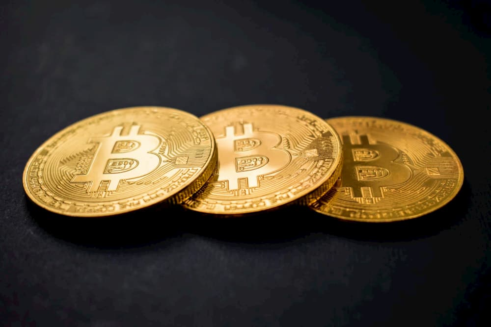 Image d'illustration Le bitcoin.