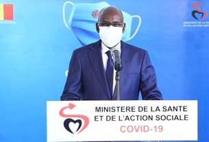 Revue journalière covid 19 au Sénégal