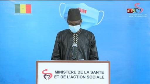 Covid-19, coronavirus au Sénégal le point de situation.