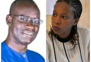 Abbas fall et Fatima Mbengue