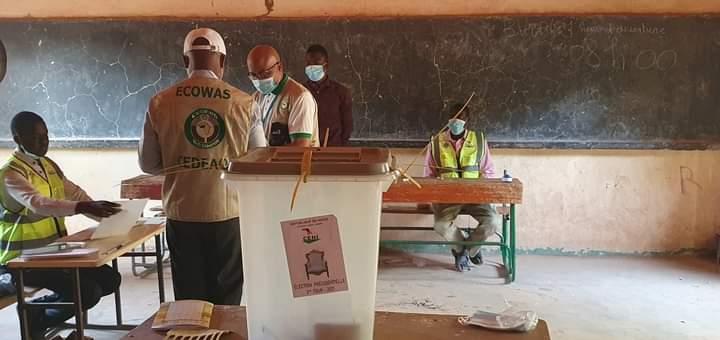 Niger élections