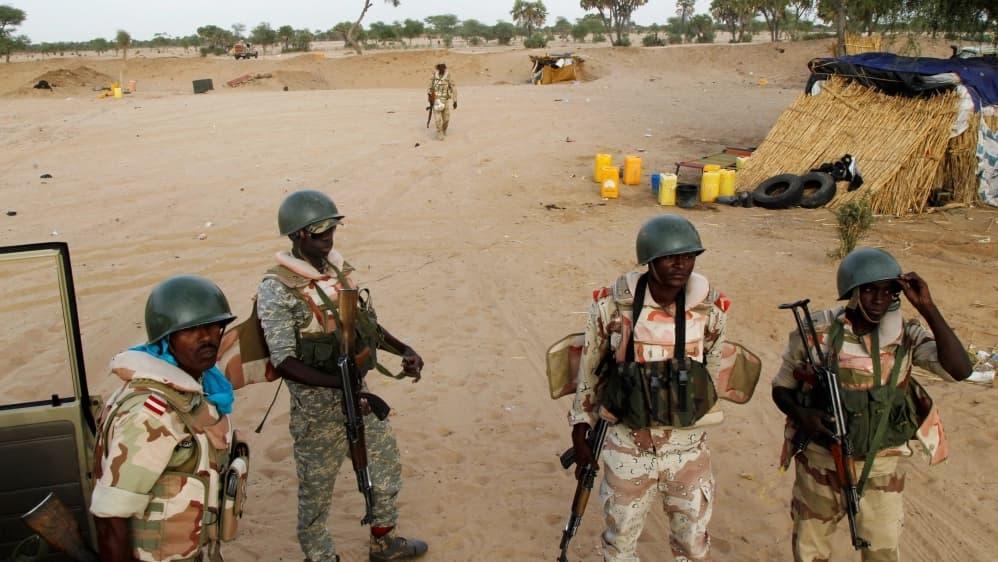 Niger Deuil national après Massacres de civiles.
