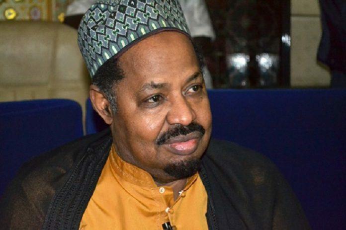Ahmed Khalifa NIASSE g