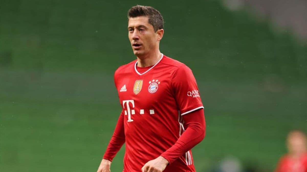 Le Bayern Munich.
