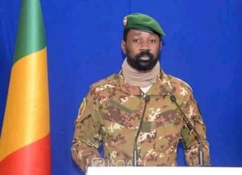 Mali transition