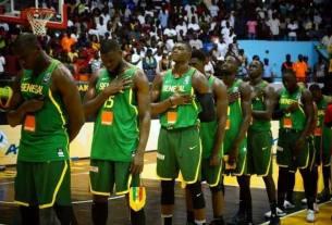 FIBA AfroBasket 2021, le Sénégal dans le groupe D.