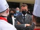 Emmanuel Macron photo. gfg