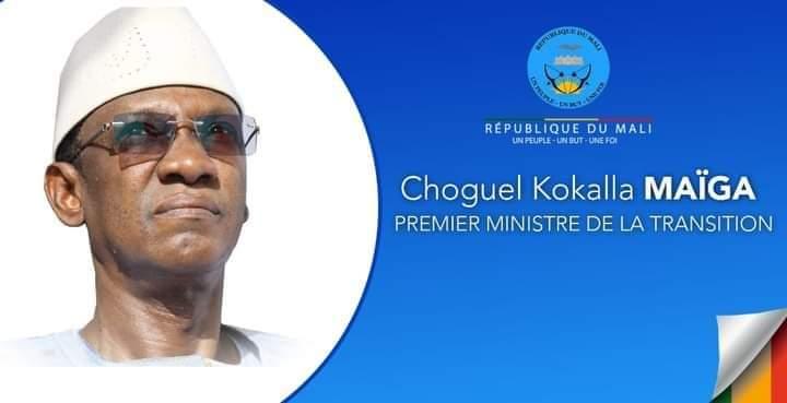 Choguel Kokalla Maïga