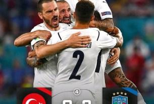 euro 2021 italie vs Turquie