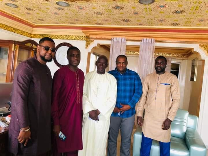 Pape Makhtar Diallo à Walf