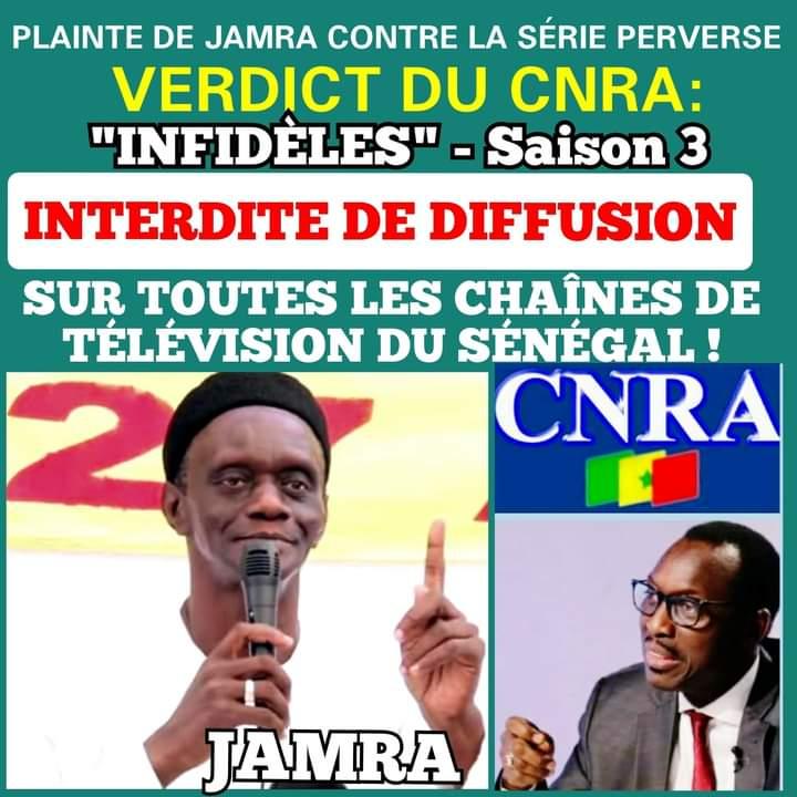 CNRA et Jamra