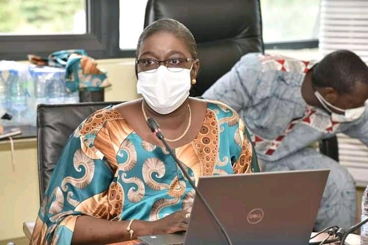 Docteur Marie Khemess Ngom Ndiaye
