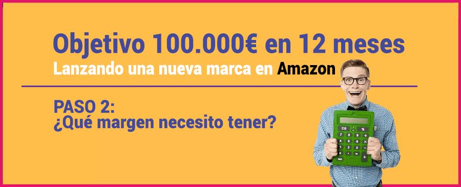 Que margen en Amazon - Vender en Amazon