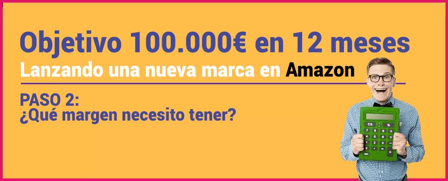 Que margen en Amazon - banner