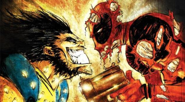 Wolverine-vs.-Deadpool-by-Skottie-Young