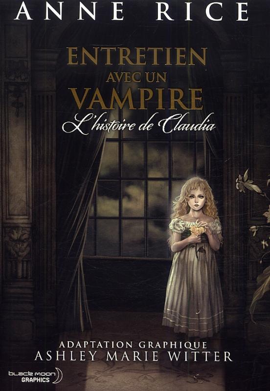 Entretien Avec Un Vampire 2 : entretien, vampire, Serie, Entretien, Vampire, L'Histoire, Claudia, [COMIC, STRIPS, CAFE,, Librairie, Réseau, Canal