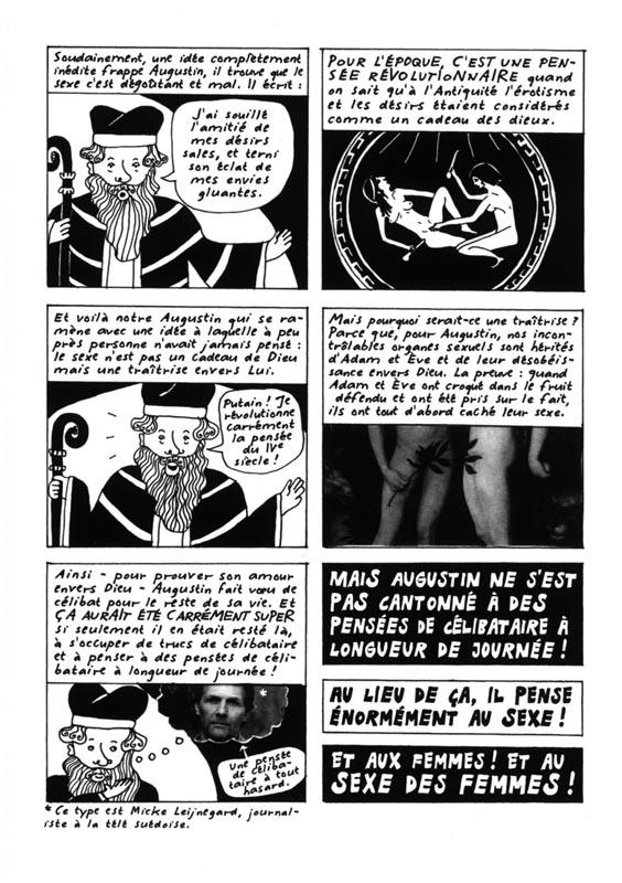 L'origine du monde - Liv Strömquist - Babelio