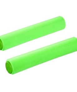 Manoplas Supacaz Siliconez Verde para Mountain Bike 1