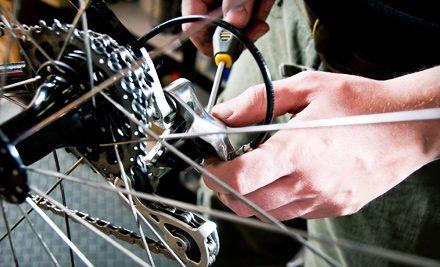 Manutencao de bike