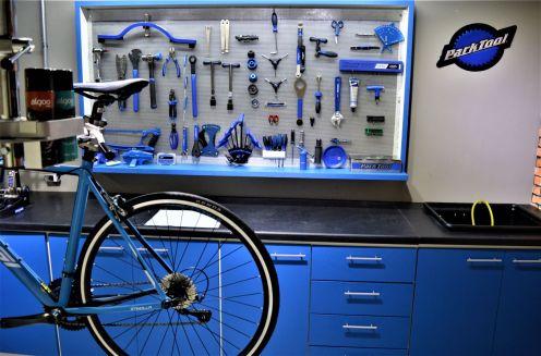 Park tool ferramentas e oficina