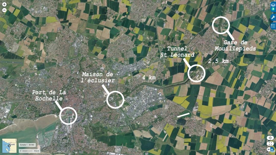 canal de Marans