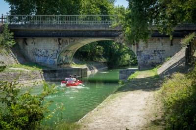 canoe La Rochelle base de location