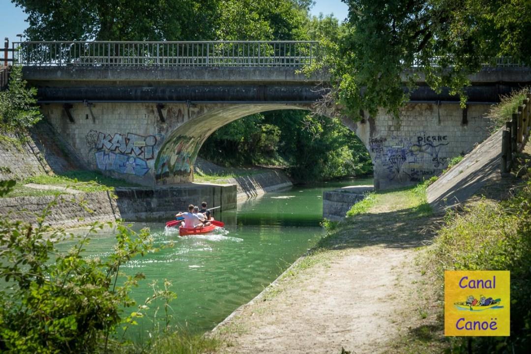 location canoë La Rochelle
